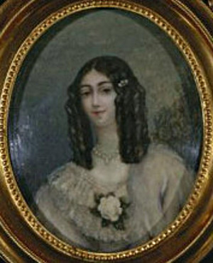 Marie Duplessis, ritratto