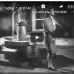 'Il barbiere di Siviglia' di Rossini, opera completa (video, film)